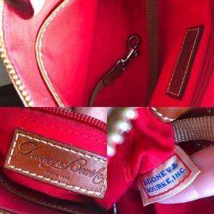 Dooney & Bourke Bags - DOONEY and BOURKE pebble baby pink leather purse